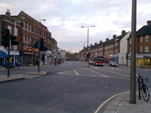 Twickenham. More spark needed. Apply within.