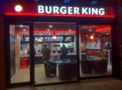 Burger King, London rd