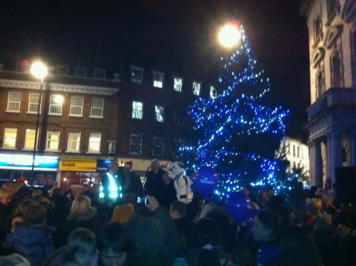 Twickenham Christmas Lights 2012 1