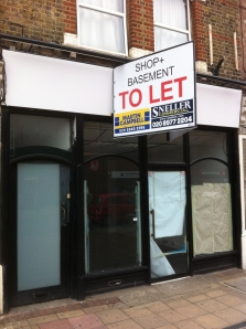 To Let, London Road