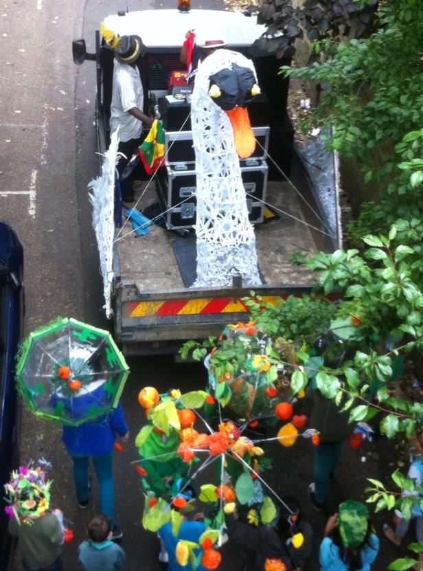 Twickenham Carnival Float
