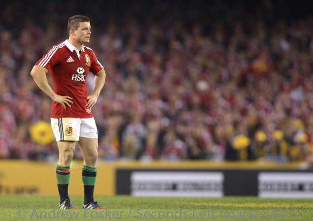 Brian O'Driscoll [c Andrew Fosker / Seconds Left Images]