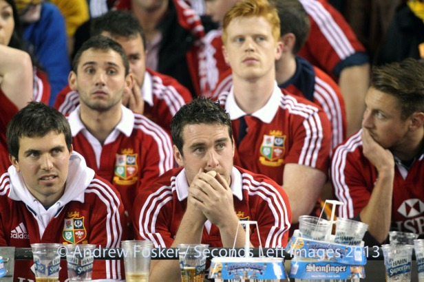 Nervous Lions Fans [c Andrew Fosker / Seconds Left Images]