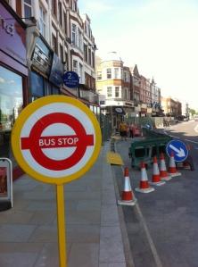 Pavement improvements, York Street