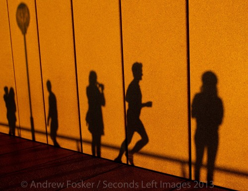 Sydney Shadows [c Andrew Fosker - Seconds Left Images]