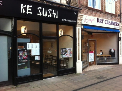 Ke Sushi London Road Twickenham