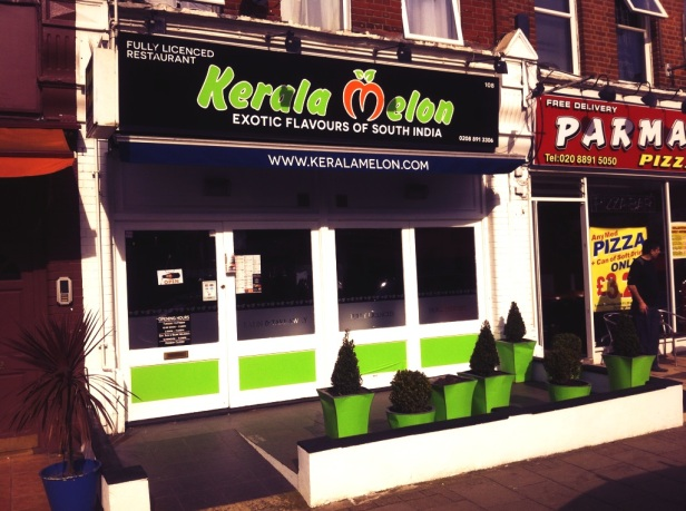 Kerala Melon Heath Road Twickenham