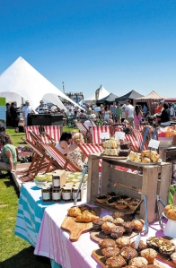 A Foodies Festival in action