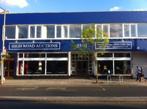 High Road Auctions, Heath Road, Twickenham