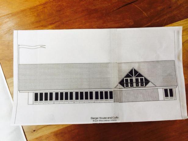 Gloriana Boathouse Plans