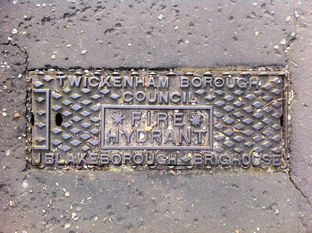 Twickenham Borough Council - fire hydrant