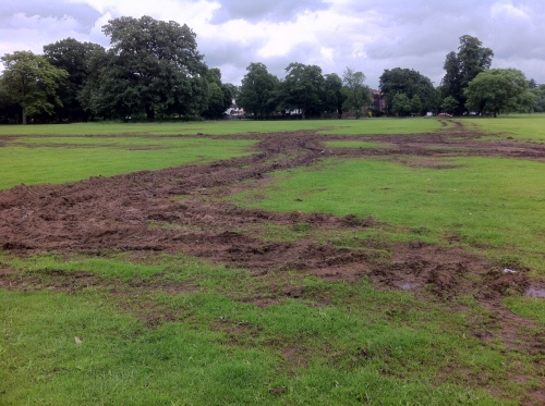 Marble Hill mud (2) - June 14