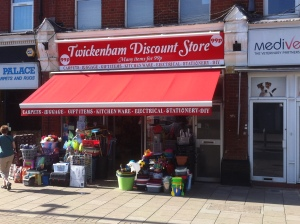 Twickenham Discount Store - Heath Road