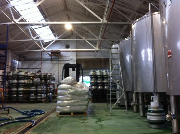 Twickenham Fine Ales Brewery