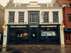 Blue's Smokehouse, London Road, TW1