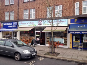 Flavours of Sicily - Heath Road, TW1