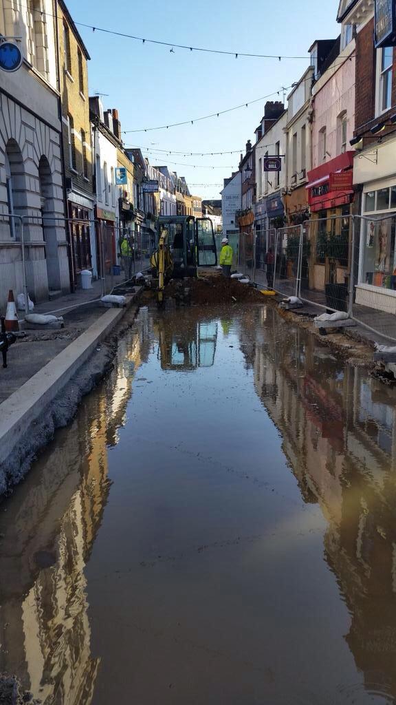 Church Street Canal picture: Colin Cooper @colin_j_cooper