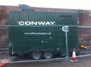 Conway: Proud sponsors?