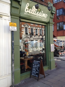Bellissimo, London Road