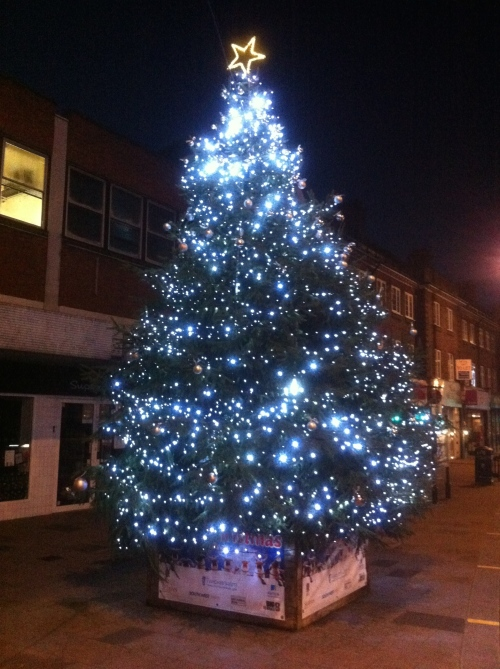 Twickenham Christmas Tree