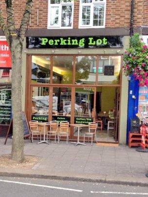 Perking Lot, Heath Road