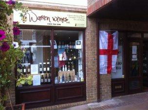 Warren Wines, Church Street, TW1