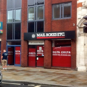 Costa Coffee, London Road, Twickenham