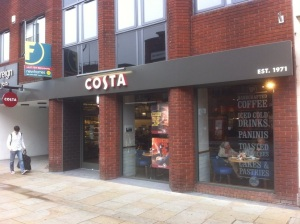 Costa, London Road, Twickenham