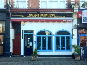 Noush Richmond (in Twickenham... on Richmond Road)