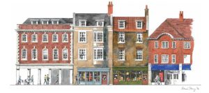 Possible King Street design - From LBRuT website http://www.richmond.gov.uk/