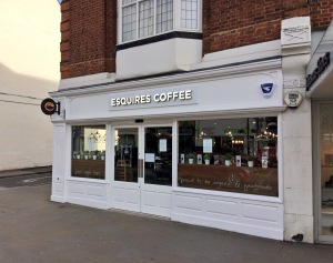 More coffee, Twickers? Esquires Coffee on King Street