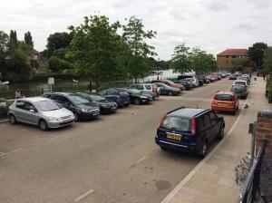 Twickenham Riverside Parking