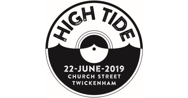 hightide-festival twickenham logo